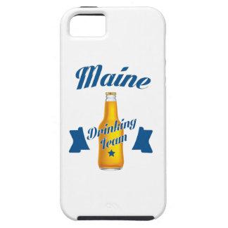 Funda Para iPhone SE/5/5s Equipo de consumición de Maine