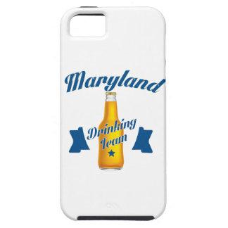 Funda Para iPhone SE/5/5s Equipo de consumición de Maryland