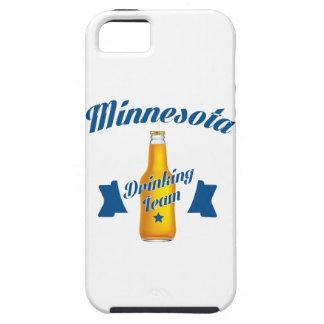 Funda Para iPhone SE/5/5s Equipo de consumición de Minnesota