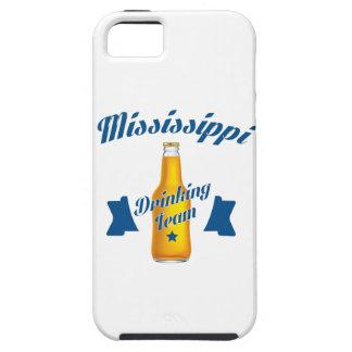Funda Para iPhone SE/5/5s Equipo de consumición de Mississippi