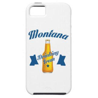 Funda Para iPhone SE/5/5s Equipo de consumición de Montana