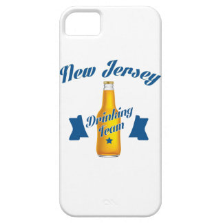 Funda Para iPhone SE/5/5s Equipo de consumición de New Jersey