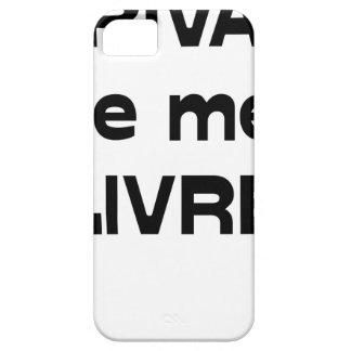 Funda Para iPhone SE/5/5s ESCRITOR, ME SUMINISTRO - Juegos de palabras