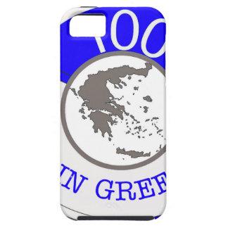 FUNDA PARA iPhone SE/5/5s ESCUDO 100% DE GRECIA