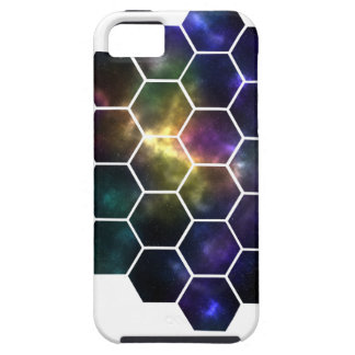 Funda Para iPhone SE/5/5s espacio geométrico