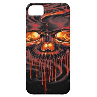 Funda Para iPhone SE/5/5s Esqueletos rojos sangrientos