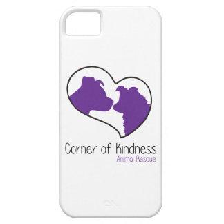 Funda Para iPhone SE/5/5s Esquina del caso del iPhone 5/5s de la amabilidad