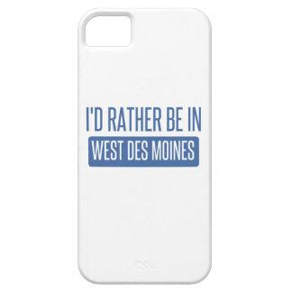 Funda Para iPhone SE/5/5s Estaría bastante en Des Moines del oeste