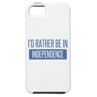 Funda Para iPhone SE/5/5s Estaría bastante en independencia