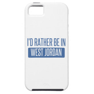 Funda Para iPhone SE/5/5s Estaría bastante en Jordania del oeste