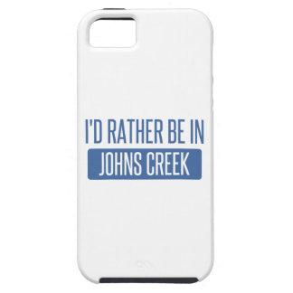 Funda Para iPhone SE/5/5s Estaría bastante en la cala de Johns