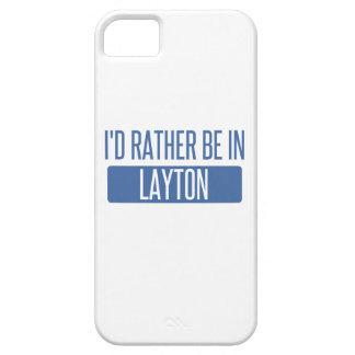 Funda Para iPhone SE/5/5s Estaría bastante en Layton
