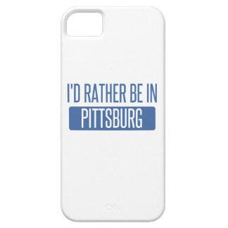 Funda Para iPhone SE/5/5s Estaría bastante en Pittsburg