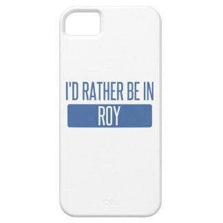 Funda Para iPhone SE/5/5s Estaría bastante en Roy