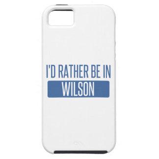 Funda Para iPhone SE/5/5s Estaría bastante en Wilson