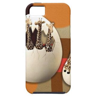 Funda Para iPhone SE/5/5s Estilo de la sabana