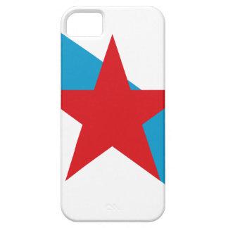 Funda Para iPhone SE/5/5s Estreleira - Bandera Independentista Gallega