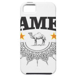 Funda Para iPhone SE/5/5s estrellas del camello