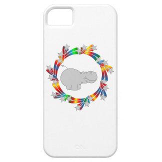 Funda Para iPhone SE/5/5s Estrellas del hipopótamo