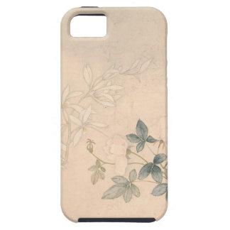 Funda Para iPhone SE/5/5s Estudio 2 de la flor - YUN Bing (chino)