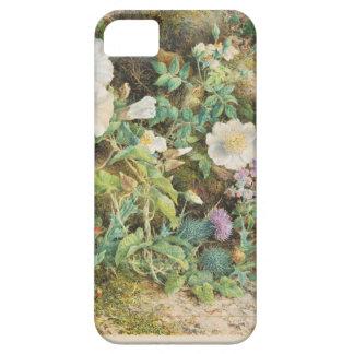 Funda Para iPhone SE/5/5s Estudio de la flor - Juan Jessop Hardwick