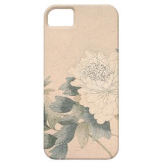 Funda Para iPhone SE/5/5s Estudio de la flor - YUN Bing (chino)