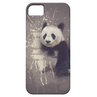 Funda Para iPhone SE/5/5s Extracto lindo de la panda
