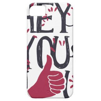 Funda Para iPhone SE/5/5s Ey usted te quiero