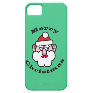 Funda Para iPhone SE/5/5s Felices Navidad, navidad Papá Noel