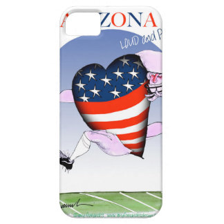 Funda Para iPhone SE/5/5s fernandes tony ruidosos y orgullosos de Arizona,