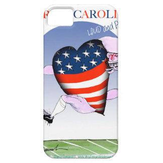 Funda Para iPhone SE/5/5s fernandes tony ruidosos y orgullosos de Carolina
