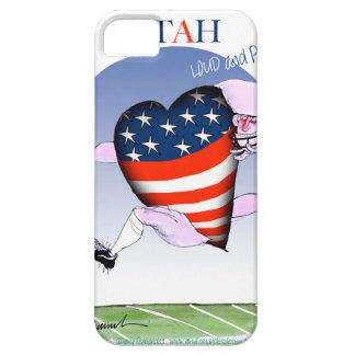 Funda Para iPhone SE/5/5s fernandes tony ruidosos y orgullosos de Utah,
