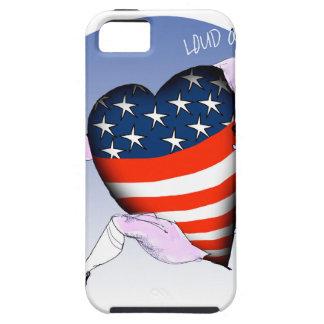Funda Para iPhone SE/5/5s fernandes tony ruidosos y orgullosos de Virginia