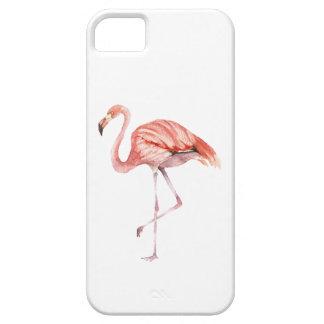 Funda Para iPhone SE/5/5s Flamenco rosado