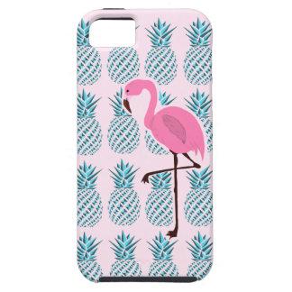 Funda Para iPhone SE/5/5s Flamingo