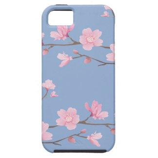 Funda Para iPhone SE/5/5s Flor de cerezo - azul de la serenidad