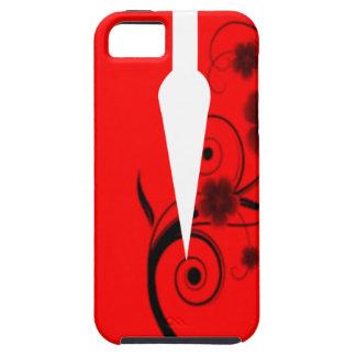 Funda Para iPhone SE/5/5s Flor de la letra V