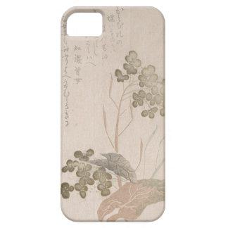 Funda Para iPhone SE/5/5s Flor de Natane - origen japonés - período de Edo