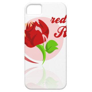 Funda Para iPhone SE/5/5s Flor roja de los enemigos