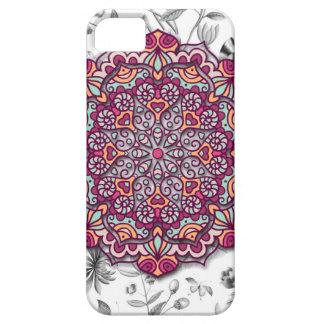 Funda Para iPhone SE/5/5s Floral Mandala