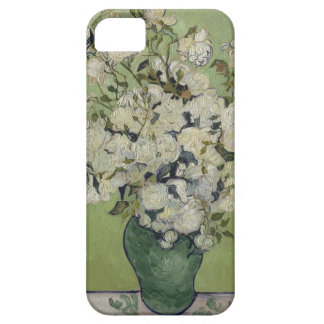 Funda Para iPhone SE/5/5s Florero de Vincent van Gogh de rosas que pintan