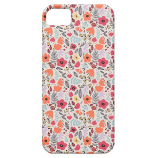 Funda Para iPhone SE/5/5s Flores de la fantasía