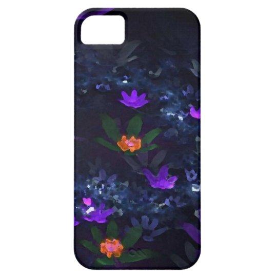 Funda Para iPhone SE/5/5s flores fantasia_iphone