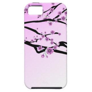Funda Para iPhone SE/5/5s Flores rosadas de la flor de cerezo