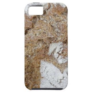 Funda Para iPhone SE/5/5s Foto macra de la superficie del pan marrón
