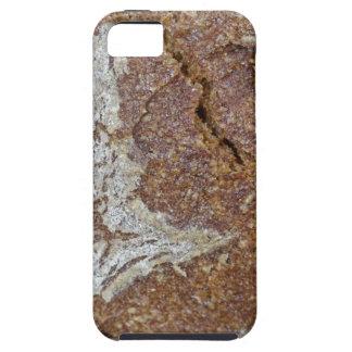 Funda Para iPhone SE/5/5s Foto macra de la superficie del pan marrón de Ger