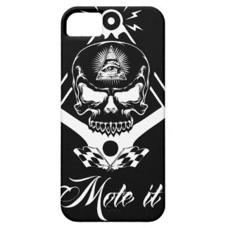 Funda Para iPhone SE/5/5s Freemason-Widows-Sons-Masonic-Hotrod-Logo-20160407
