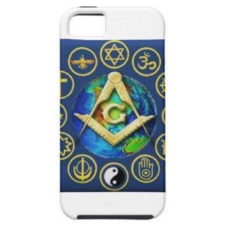 Funda Para iPhone SE/5/5s Freemasonry todas las religiones