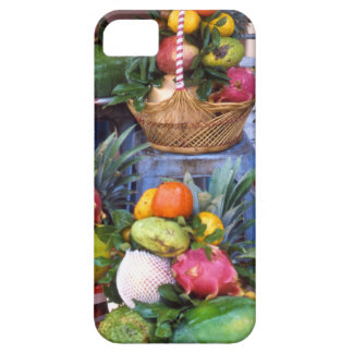 Funda Para iPhone SE/5/5s Fresh Asian Fruits