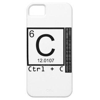 Funda Para iPhone SE/5/5s ¡Friki yo! Copia a carbón